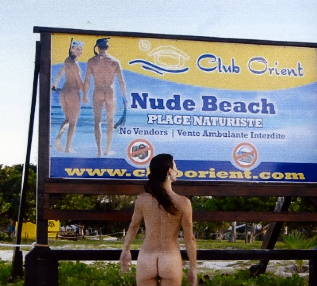 Saint Martin's Happy Bay Beach Is The Quiet Nude Alternative To World Famous Orient Beach Clothing Optional Trips
