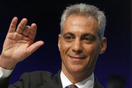 mayor of chicago