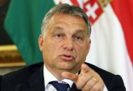 Hungary Prime Minister Victor Orban