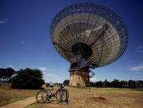 """The Dish"" Radio Telescope"
