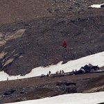 WWII plane crash in Swiss Alps kills 20