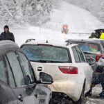 Seven die in massive Alps snowfall from Germany to Italy!