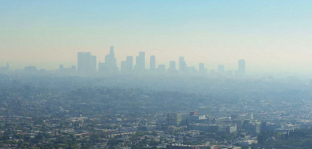 These are the US cities with the worst air pollution!