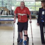 Rep. Steve Scalise on the road to recovery!