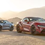 FORD MUSTANG SHELBY GT350 VS. TOYOTA SUPRA!