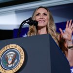 Lara trump eyes senate seat
